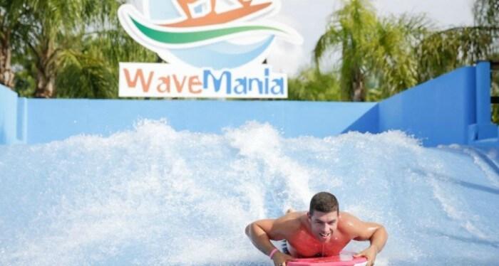 Piscina de surf Marina Park