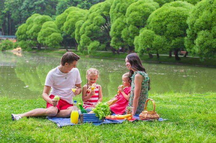 Dicas de passeios para se dar com a família nas férias