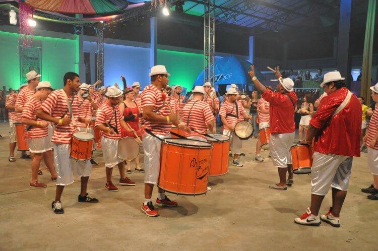 Carnaval de Salão em Gramado RS