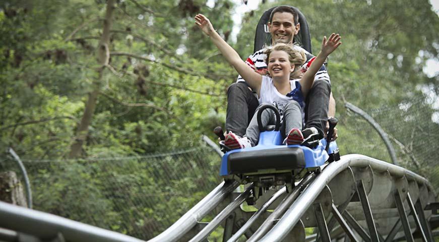 Alpen Park: aventura e diversão na serra gaúcha!