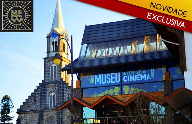 Conheça o Museu do Festival de Cinema de Gramado com um desconto imperdível