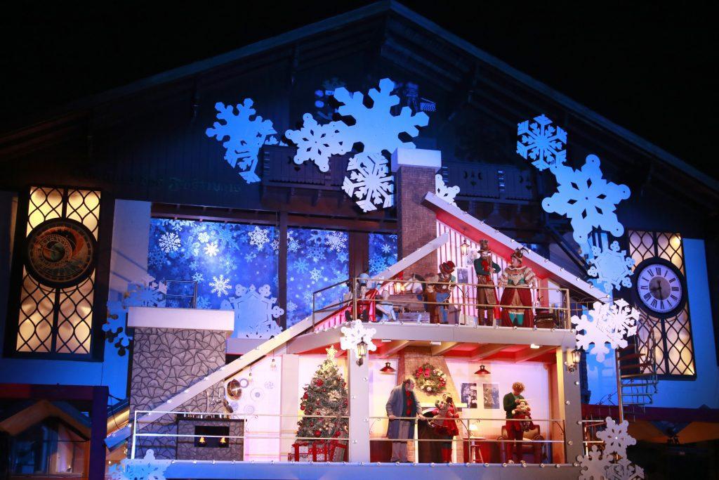 Espetáculo Natal Luz em Gramado