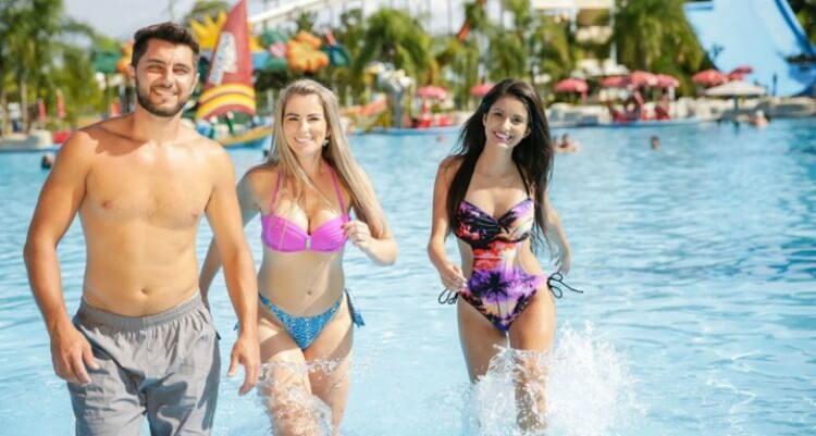 3 melhores parques aquáticos do Rio Grande do Sul
