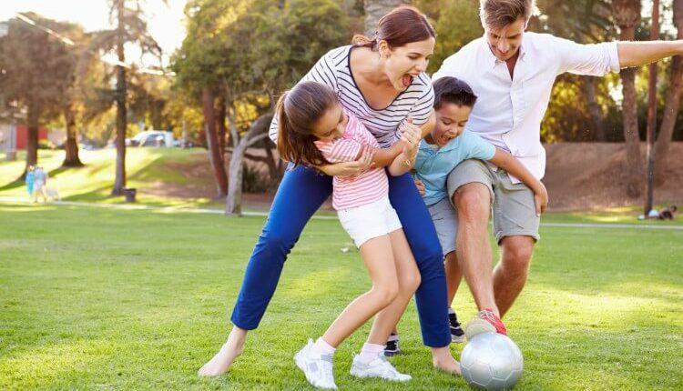 Dicas de atividades em família para aproveitar as férias!