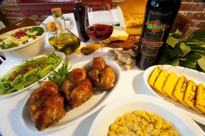 Culinárias Serra Gaúcha