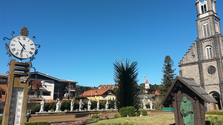 igreja São Pedro Gramado