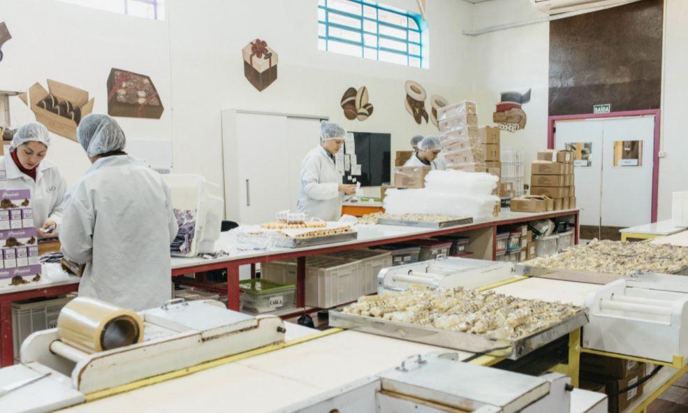 Fábrica de Chocolates Prawer